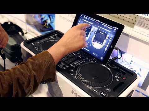 Philips M1X-DJ im Hands-on: DJ-System mit Bums für iPhone und iPad