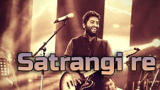 Satrangi re   Tu hi re   Arijit Singh Live   AS Never before