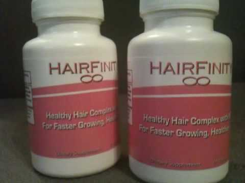 Hairfinity Hair Vitamins product review