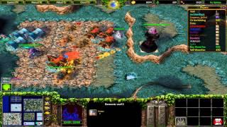 Warcraft 3 TFT - Troll vs Elves #6