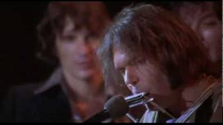 Neil Young - The Last Waltz - Documental Bob Dylan-Van Morrison-Neil Young-Joni Mitchell -1978.flv