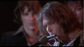 Neil Young - The Last Waltz - Documental Bob Dylan-Van Morrison-Neil Young-Joni Mitchell -1978.flv
