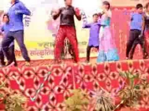 INDIAN FOLK DANCE RANGEELO MARO DHOLNA (Indian Cultural & Traditional...