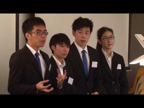 HSBC Asia Pacific Business Case Competition 2013 - Round2 B1 - TU