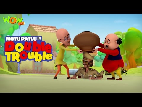 Double Trouble - Motu Patlu Promo thumbnail