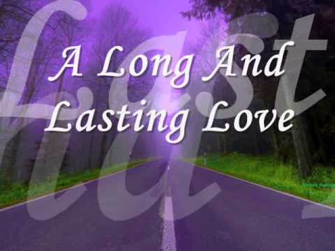 Gayle Crystal - A Long And Lasting Love