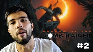 SHADOW OF THE TOMB RAIDER! #2