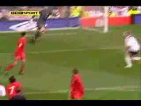 Bend The Ball Like Beckham Bends a Ball Like Beckham