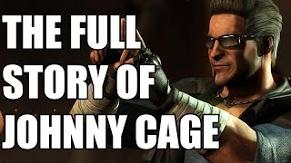 The Full Story of Johnny Cage - Before You Play Mortal Kombat 11