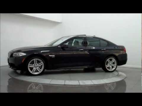 2011 BMW 550i xDrive M Sport