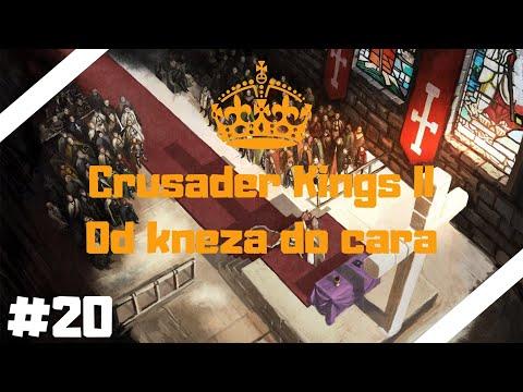 CRUSADER KINGS II - OD KNEZA DO CARA - ZAVODIMO TUĐE ŽENE EPIZODA 20