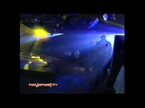 Westwood - The Notorious B.I.G. & Puff Daddy rare footage live in London 1995