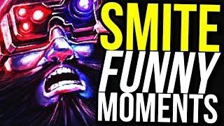 INSANE ZHONG KUI ONE SHOT BUILD! - SMITE FUNNY MOMENTS!