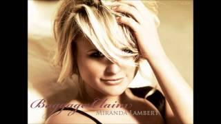 Miranda Lambert Baggage Claim