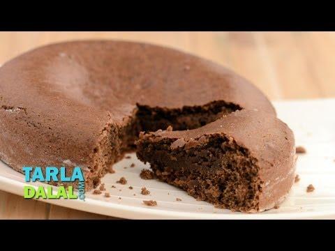 Easy Sponge Cake Recipe By Tarla Dalal