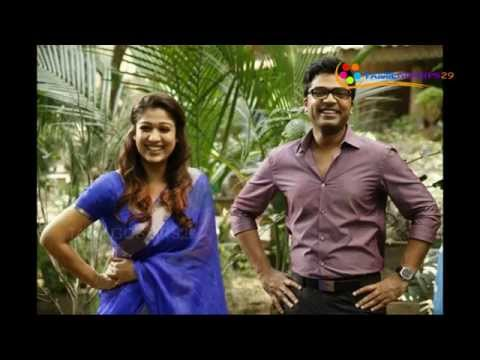Nayanthara Simbu Romance Started | Hot Dance