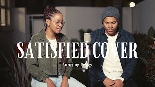 "Cover ""Satisfied"" by Tazzy"