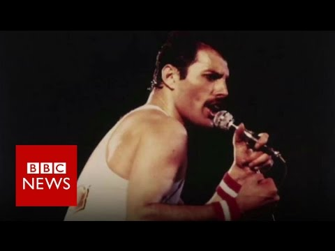 Freddie Mercury in his own words - BBC News