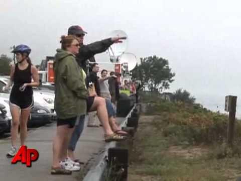Cape Cod Town Prepares for Weakened Earl Video