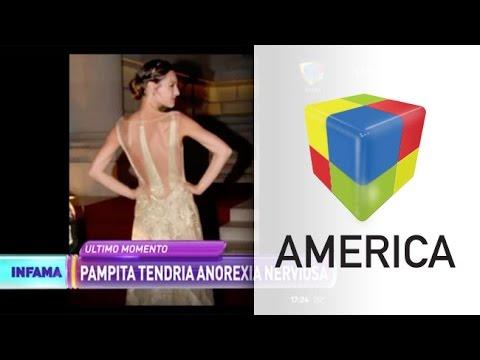 Efecto Vicuña: la extrema delgadez de Pampita se debería a una anorexia nerviosa