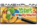 Yoshi's Woolly World - Gameplay Analysis (Secrets & Hidden Details)