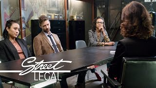 "Street Legal Episode 1, ""Glass Floor"" Scene Highlight"