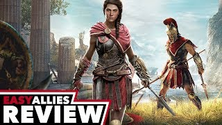 Assassin's Creed Odyssey - Easy Allies Review