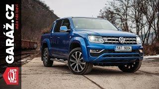 Volkswagen Amarok V6 - Šestkrát hurá!