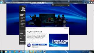 PSN DOWN AGAIN!!! (2012)