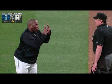 6/2/15: Mike Zunino and Lloyd McClendon are ejected in the 3rd inning and the Mariners' manager makes sure his frustrations are heard Check out http://m.mlb.com/video for our full archive...