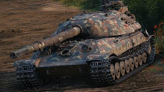 World of Tanks Object 705A - 7 Kills 10K Damage