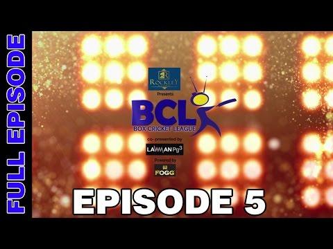 Box Cricket League - Episode 5 video
