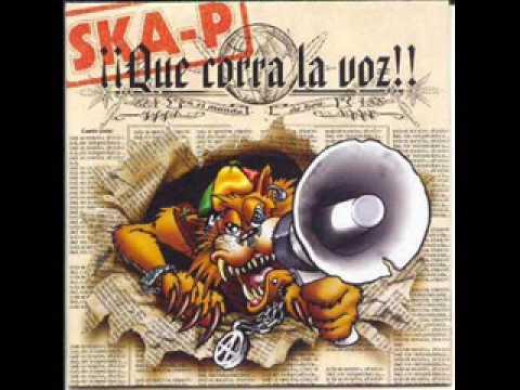 Ska-p - Solamente Por Pensar