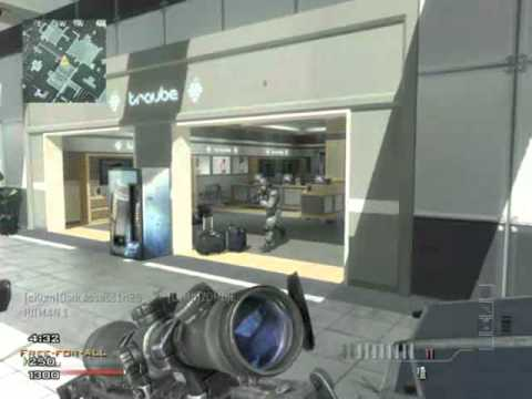 Girls Have Acne - MW3 Game Clip