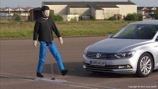 Euro NCAP artık yaya tespit sistemlerini de test etmeye başladı
