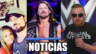 WWE Noticias: AJ Styles podría abandonar WWE, Heath Slater molesto con WWE