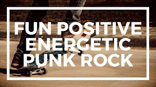 fun positive energetic punk rock | royalty free music for videos