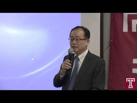 Public Lecture Video (4. 25. 2016) Japans Fledgling Global Voice