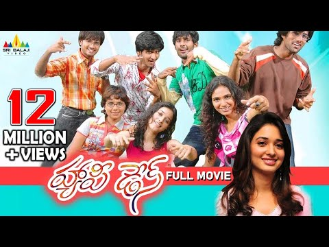 Happy Days Telugu Full Movie || Varun Sandesh Tamanna Nikhil