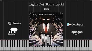 Myuu Lights Out Piano Tutorial Sheet Music