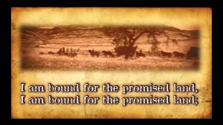 I Am Bound For The Promised Land- Old-fashioned Bluegrass Gospel Revival Hymns with Lyrics