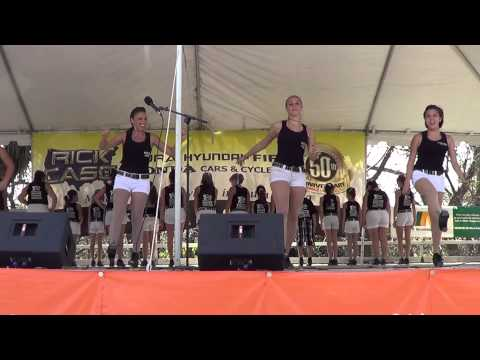 South Florida Cloggers - Banjo - Community Stage at Orange Blossom Festival.m2ts