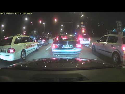 Itronics ITB-100HD - HD Dashcam Review - Day & Night Test