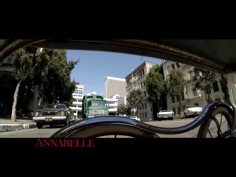 Detrás de cámaras Annabelle