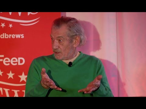 Ian McKellen On Ellen Page Coming Out