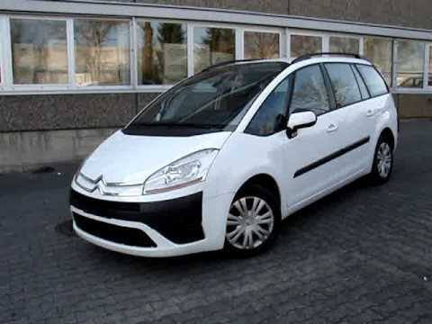 we have it citroen c4 grand picasso 1 6 hdi youtube. Black Bedroom Furniture Sets. Home Design Ideas