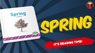 Spring (Seasons) By Julie Murray | Children's Book | Story Book | Kid Books |