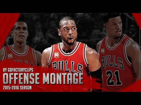 Dwyane Wade Offense Highlights 2015/2016 (Part 1) - Welcome to Chicago Bulls!