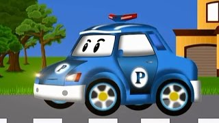Robocar Poli mini cartoon 2015