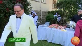 የጣሊያን ምግቦች ሳምንት ዝግጅት በእሁድን በኢቢኤስ/Sunday With EBS At Italian Food Week